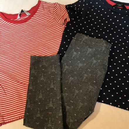 18-24 Month Leggings and Tee